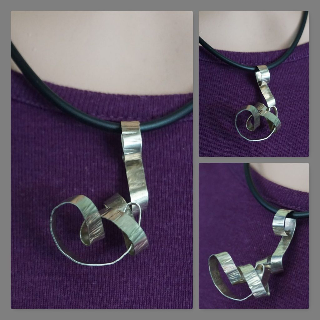 Pendant - alpaca silver | Jewels of all kind