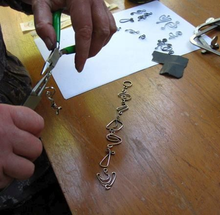 Working with alpaca silver   Jewels of all kind