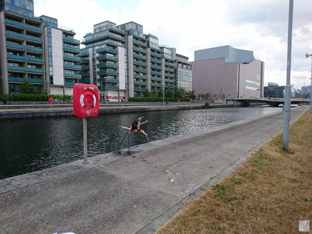 Diving in Dublin | Jewels of all kind