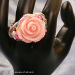 Rose ring | Jewels of all kind
